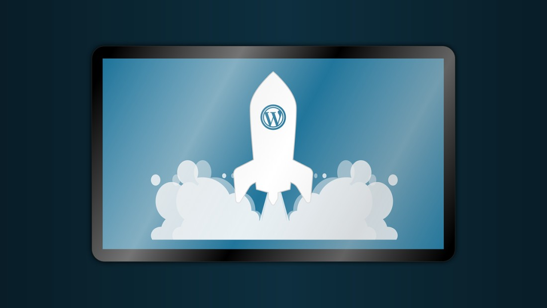 wordpress spletne strani